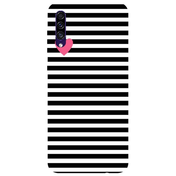 Stripes Samsung Galaxy A30s Back Cover