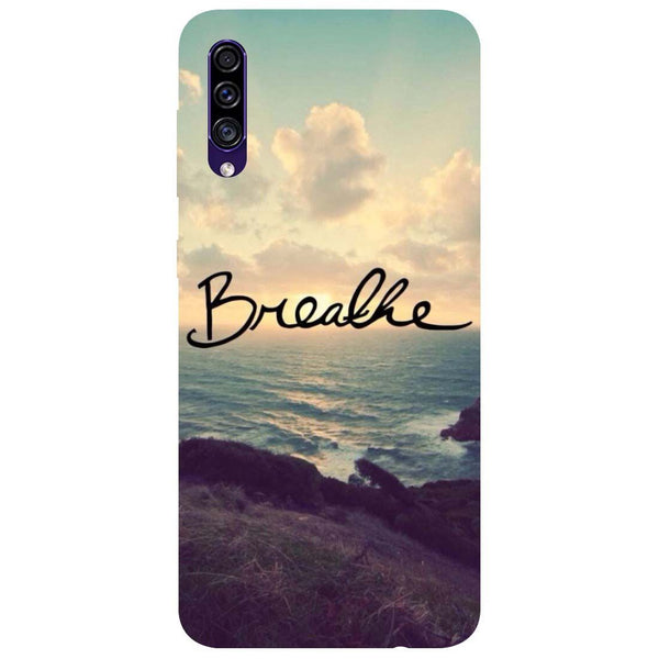 Breathe Samsung Galaxy A30s Back Cover