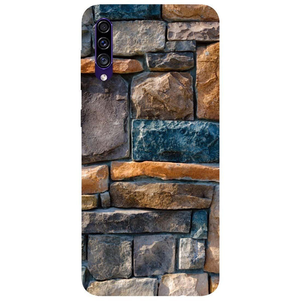 Bricks Samsung Galaxy A50s Back Cover