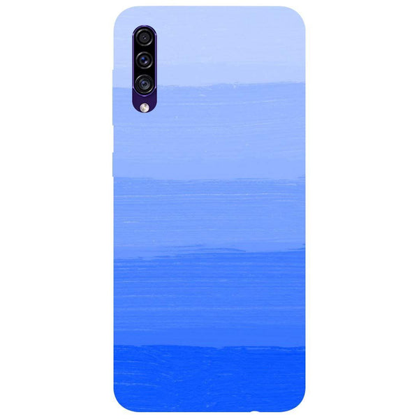 Blue Samsung Galaxy A30s Back Cover