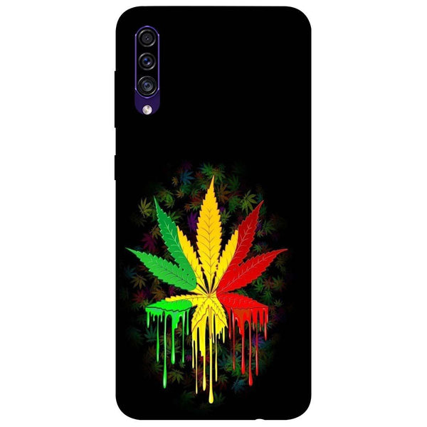 Rasta Samsung Galaxy A50s Back Cover