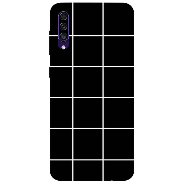 Checks Samsung Galaxy A30s Back Cover