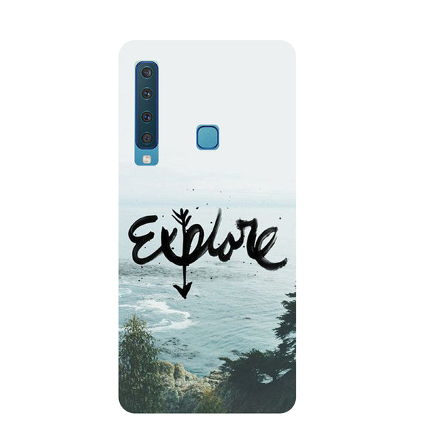 Explore Samsung Galaxy A9 Back Cover-Hamee India