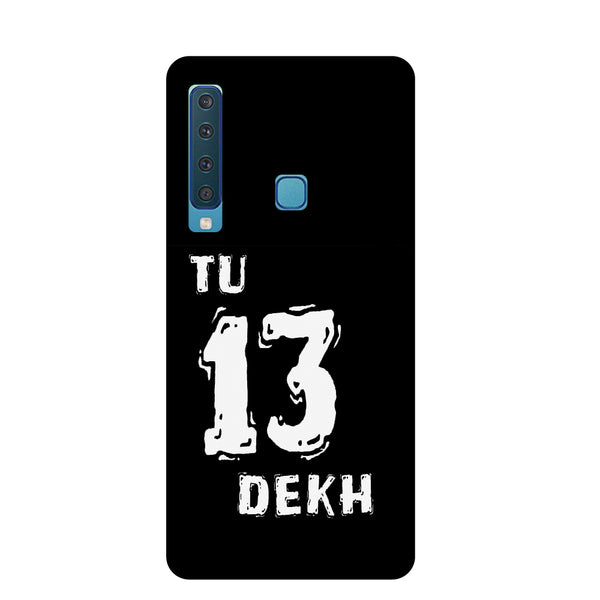 Tu Tera Samsung Galaxy A9 Back Cover-Hamee India