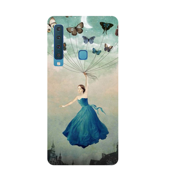 Fly Samsung Galaxy A9 Back Cover-Hamee India