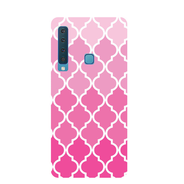 Pinky Samsung Galaxy A9 Back Cover-Hamee India