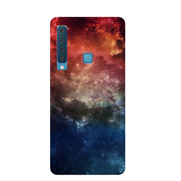 Outer Space Samsung Galaxy A9 Back Cover-Hamee India