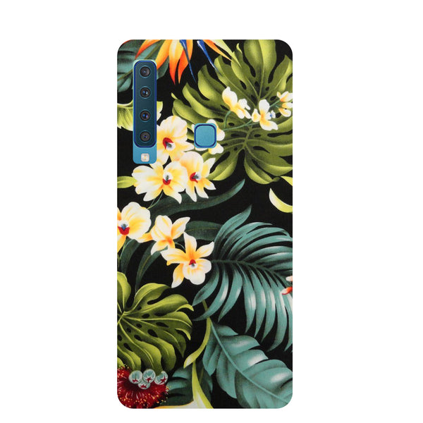 Flower Garden Samsung Galaxy A9 Back Cover-Hamee India