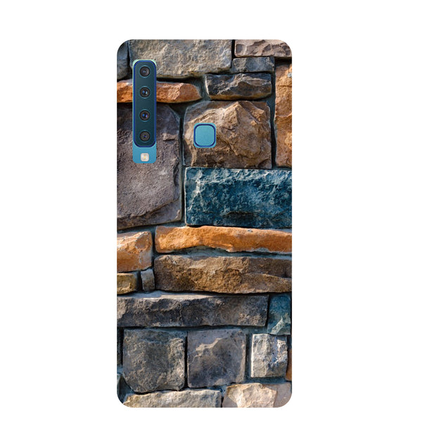 Stone Wall Samsung Galaxy A9 Back Cover-Hamee India