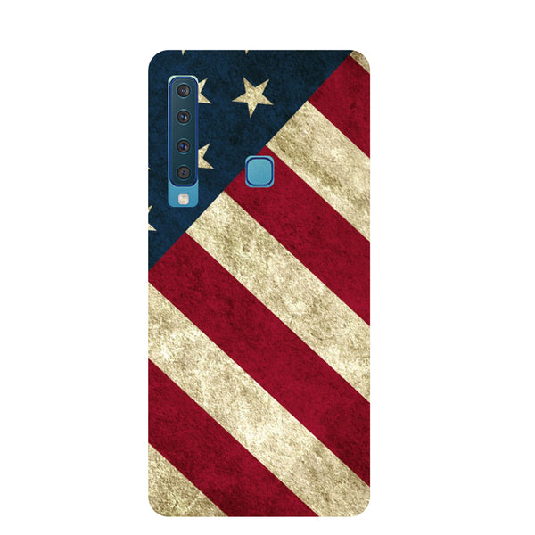 Flag Samsung Galaxy A9 Back Cover-Hamee India