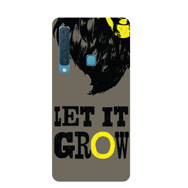 Let It Grow Samsung Galaxy A9 Back Cover-Hamee India