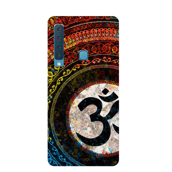 Om MandalaSamsung Galaxy A9 Back Cover-Hamee India