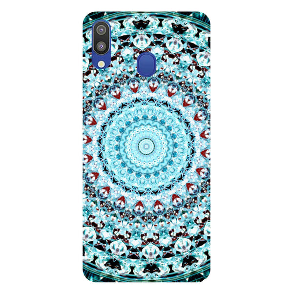 Mandala Samsung Galaxy M20 Back Cover-Hamee India
