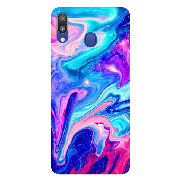 Paint Samsung Galaxy M20 Back Cover-Hamee India