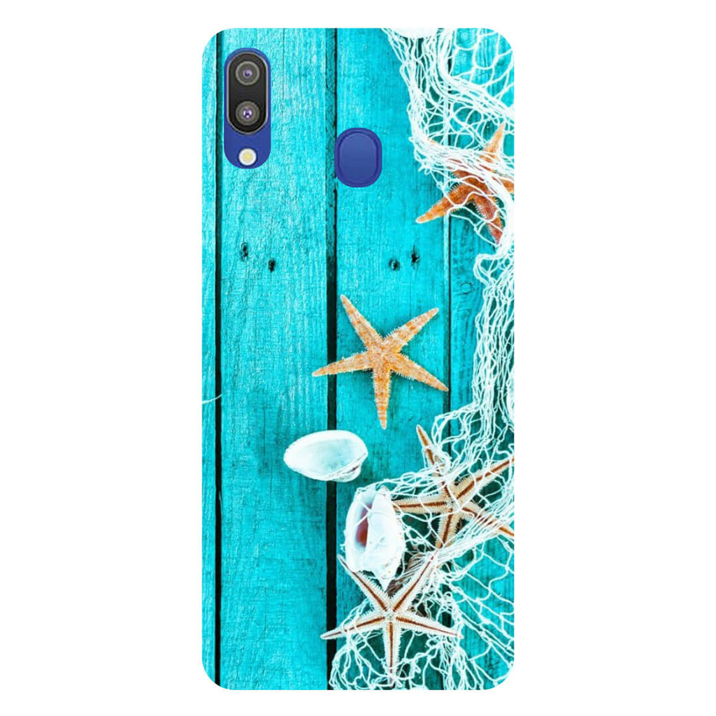 Sea Samsung Galaxy M20 Back Cover-Hamee India
