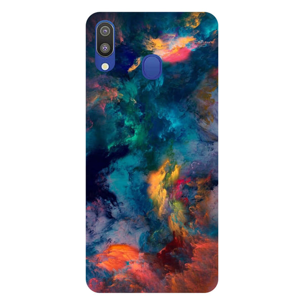 Fumes Samsung Galaxy M20 Back Cover-Hamee India