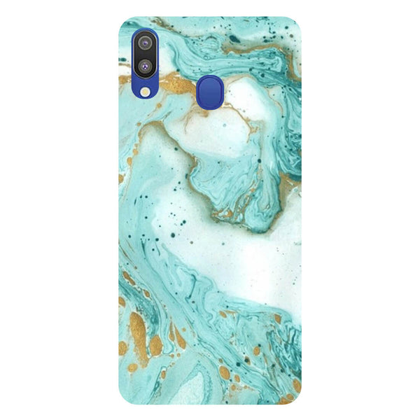 Marble Samsung Galaxy M20 Back Cover-Hamee India