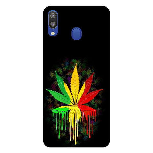 Rasta Samsung Galaxy M20 Back Cover-Hamee India
