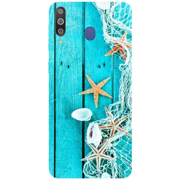 Sea Samsung Galaxy M30 Back Cover-Hamee India