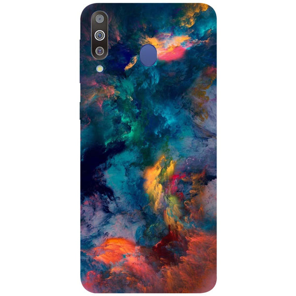 Fumes Samsung Galaxy M30 Back Cover-Hamee India