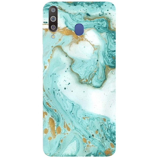 Marble Samsung Galaxy M30 Back Cover-Hamee India