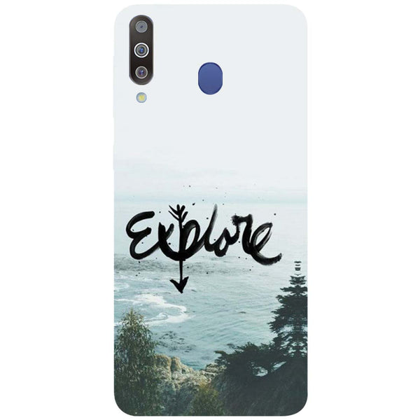 Explore Samsung Galaxy M30 Back Cover-Hamee India