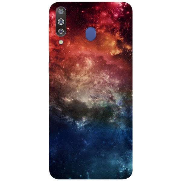 Space Samsung Galaxy M30 Back Cover-Hamee India