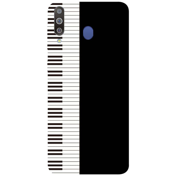 Piano Samsung Galaxy M30 Back Cover-Hamee India