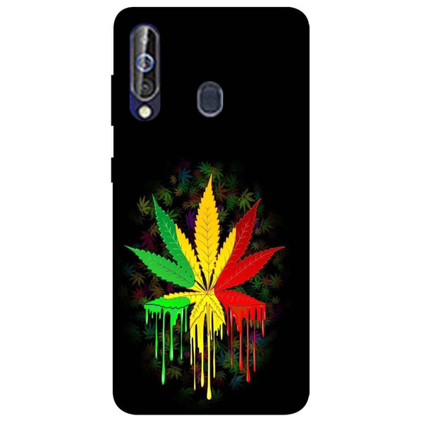 Rasta Samsung Galaxy M40 Back Cover-Hamee India