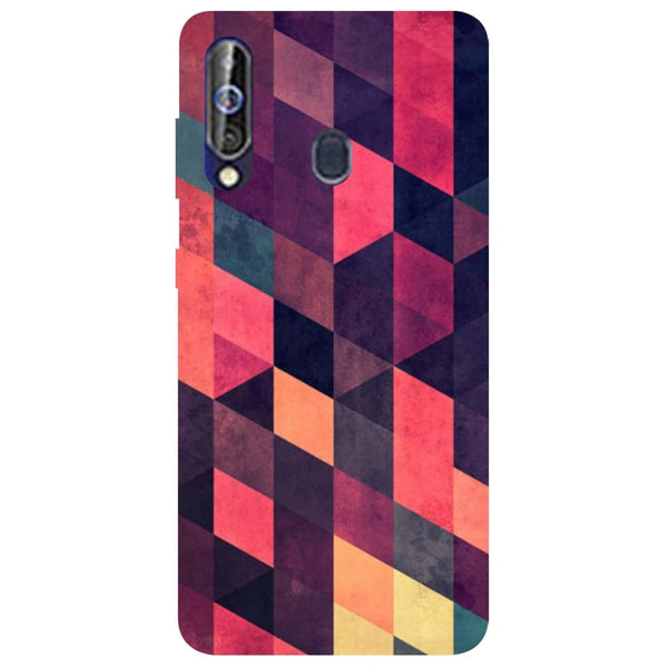 Pink Shades Samsung Galaxy M40 Back Cover-Hamee India