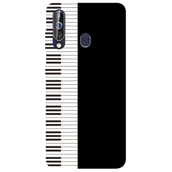 Piano Samsung Galaxy M40 Back Cover-Hamee India