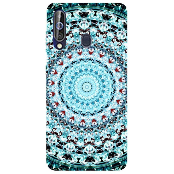Mandala Samsung Galaxy M40 Back Cover-Hamee India