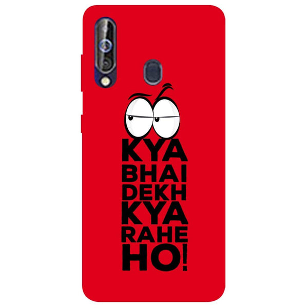 Kya Samsung Galaxy M40 Back Cover-Hamee India