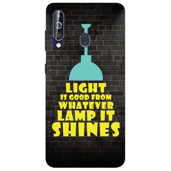 Shine Samsung Galaxy M40 Back Cover-Hamee India