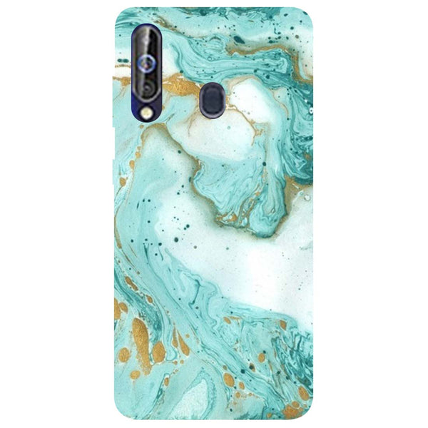 Marble Samsung Galaxy M40 Back Cover-Hamee India
