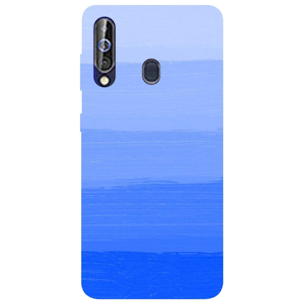 Blue Samsung Galaxy M40 Back Cover-Hamee India