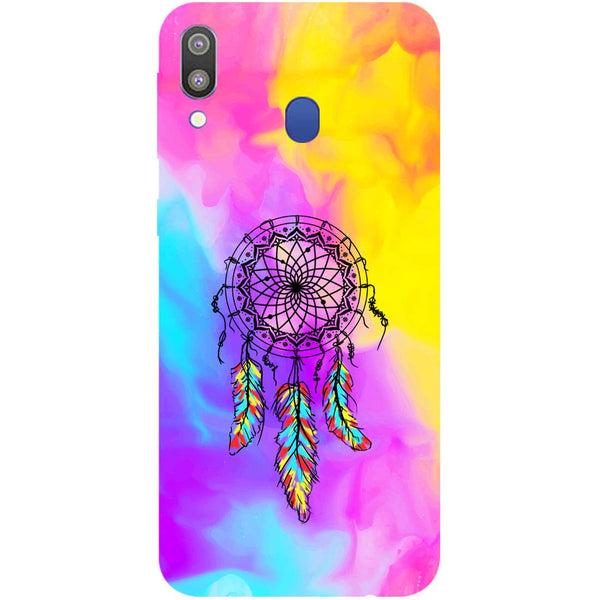 Dreamer Mist Samsung Galaxy M20 Back Cover-Hamee India