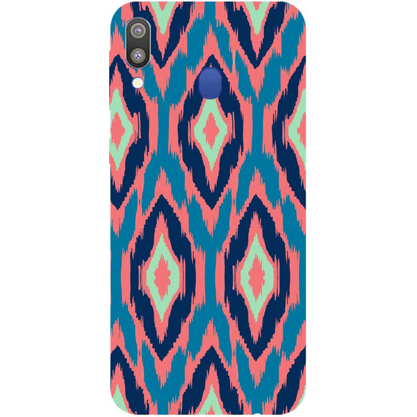 Ikat Samsung Galaxy M20 Back Cover-Hamee India