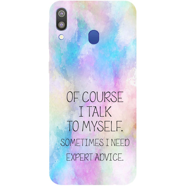 Expert Samsung Galaxy M20 Back Cover-Hamee India