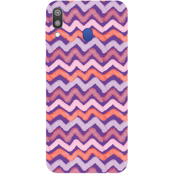 Zia Zag Samsung Galaxy M20 Back Cover-Hamee India