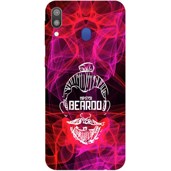 Beardo Samsung Galaxy M20 Back Cover-Hamee India