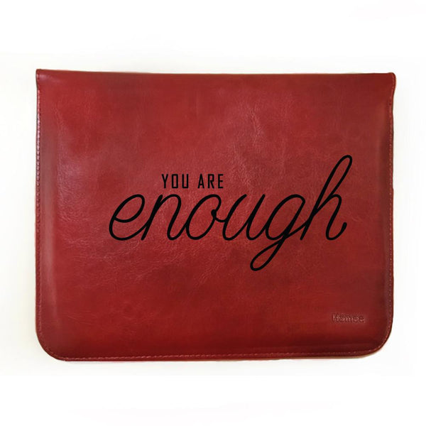Enough - Tablet Case for iBall Slide Mania (8 inch)-Hamee India