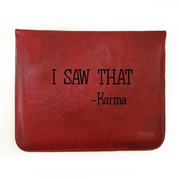 Karma - Tablet Case for One by Wacom CTL 472/K0-CX (small)-Hamee India