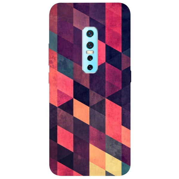 Pink Shades Vivo V17 Pro Back Cover