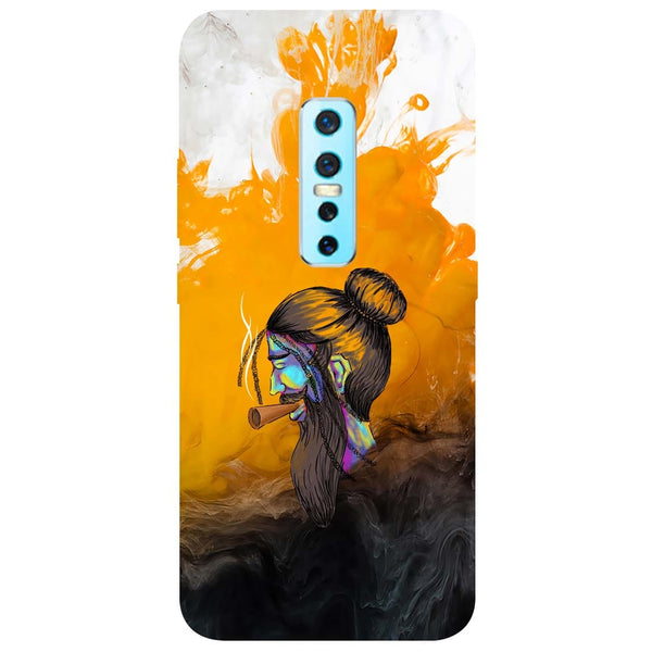 Splash Beard Vivo V17 Pro Back Cover