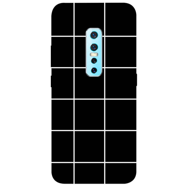 Checks Vivo V17 Pro Back Cover