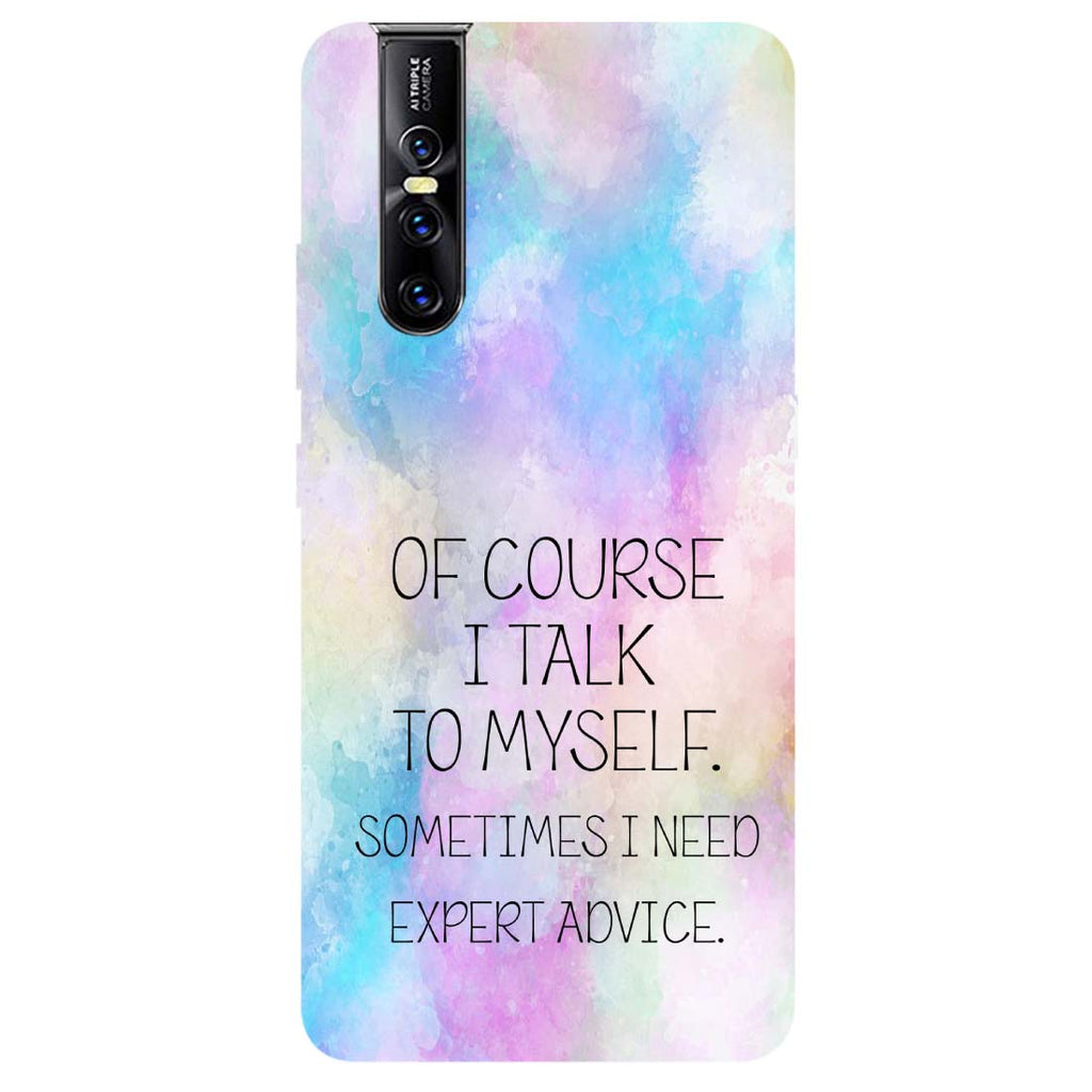 Expert Vivo V15 Pro Back Cover-Hamee India
