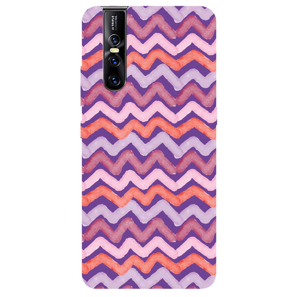Zia Zag Vivo V15 Pro Back Cover-Hamee India
