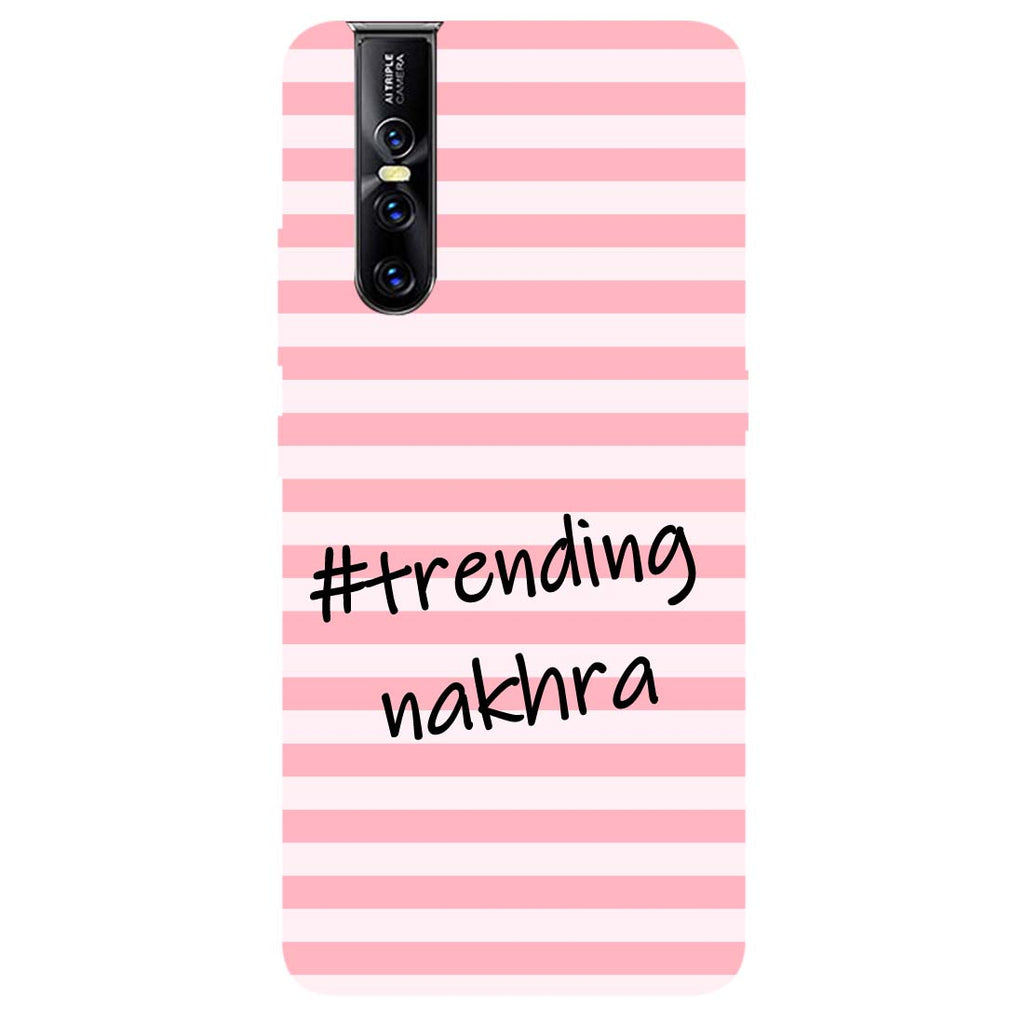 Trending Vivo V15 Pro Back Cover-Hamee India