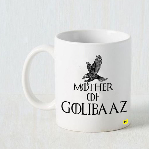 Mother Of Golibaaz - White Coffee Mug-Hamee India